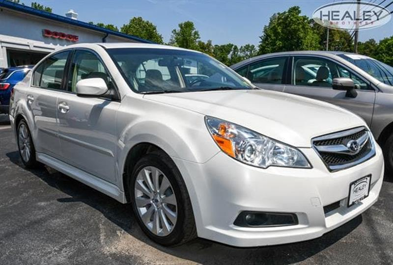 2012 Subaru Legacy for sale at Classified pre-owned cars of New Jersey in Mahwah NJ