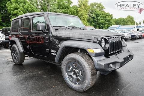 2018 Jeep Wrangler Unlimited for sale in Beacon, NY