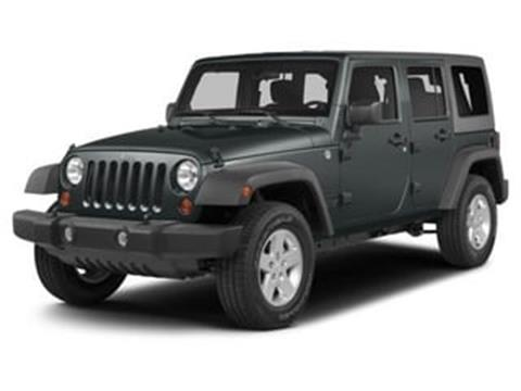 2014 Jeep Wrangler Unlimited for sale in Beacon, NY