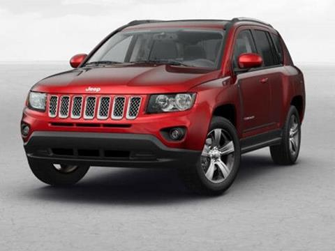 2017 Jeep Compass for sale in Beacon, NY