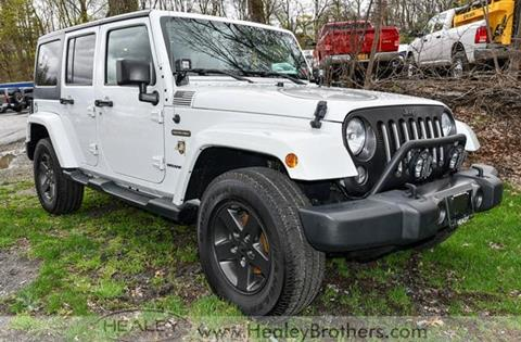 2016 Jeep Wrangler Unlimited for sale in Beacon, NY