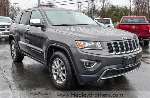 2015 Jeep Grand Cherokee for sale in Beacon, NY