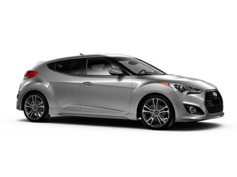 2016 Hyundai Veloster Turbo for sale in Beacon, NY