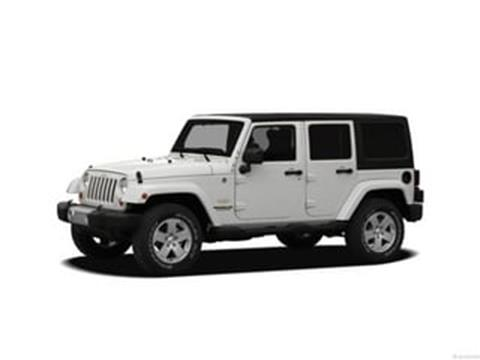 2012 Jeep Wrangler Unlimited for sale in Beacon, NY
