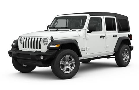 2019 Jeep Wrangler Unlimited for sale in Beacon, NY