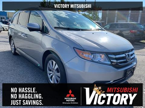 2016 Honda Odyssey for sale in Bronx, NY