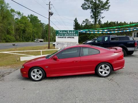 2004 Pontiac GTO for sale in Milledgeville, GA