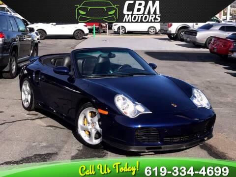 2004 Porsche 911 for sale in El Cajon, CA