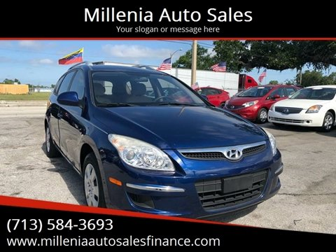2011 Hyundai Elantra Touring For Sale In Orlando, FL