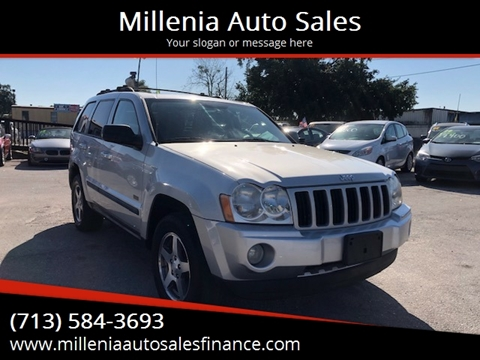 2007 Jeep Grand Cherokee for sale in Orlando, FL