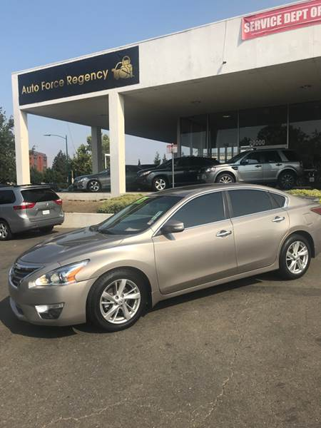 2014 NISSAN ALTIMA 25 SL 4DR SEDAN champagne need financing we can help call now call today