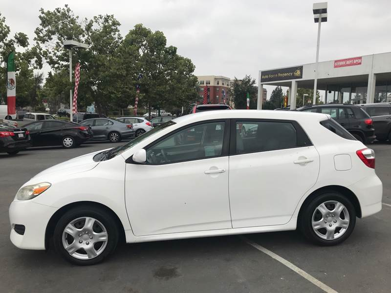 2011 TOYOTA MATRIX BASE 4DR WAGON 4A