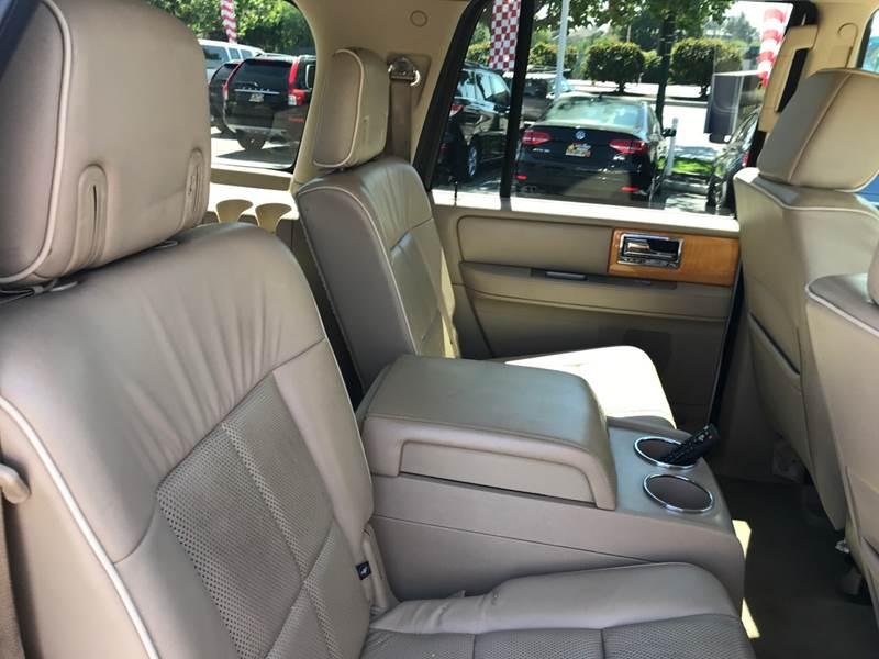 2007 LINCOLN NAVIGATOR L LUXURY 4DR SUV 4WD