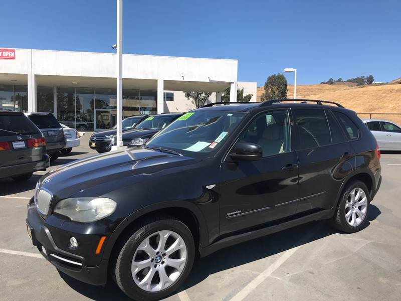 2009 BMW X5 XDRIVE48I AWD 4DR SUV black need financing we can help call now call today call t