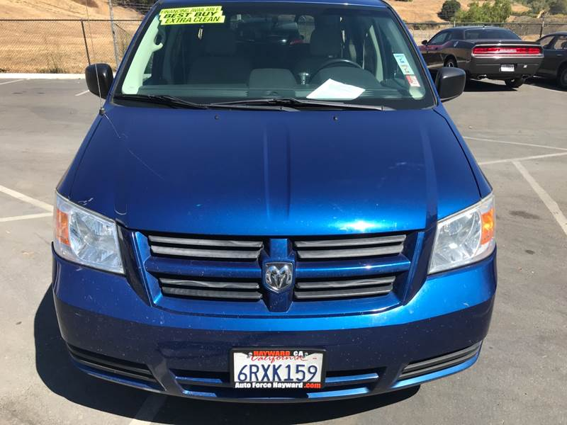 2010 DODGE GRAND CARAVAN HERO 4DR MINI VAN