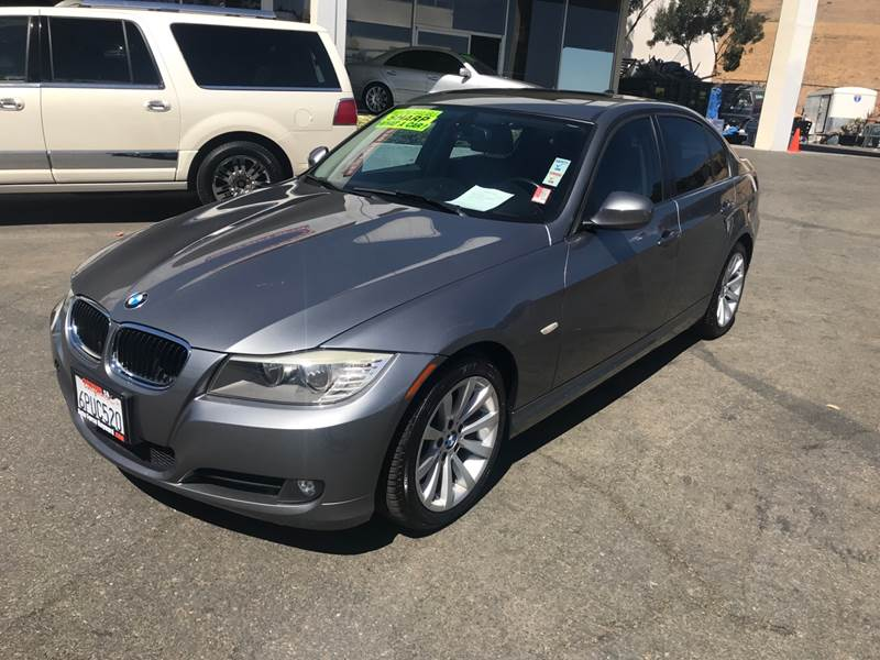 2011 BMW 3 SERIES 328I 4DR SEDAN SULEV gray need financing we can help call now call today ca