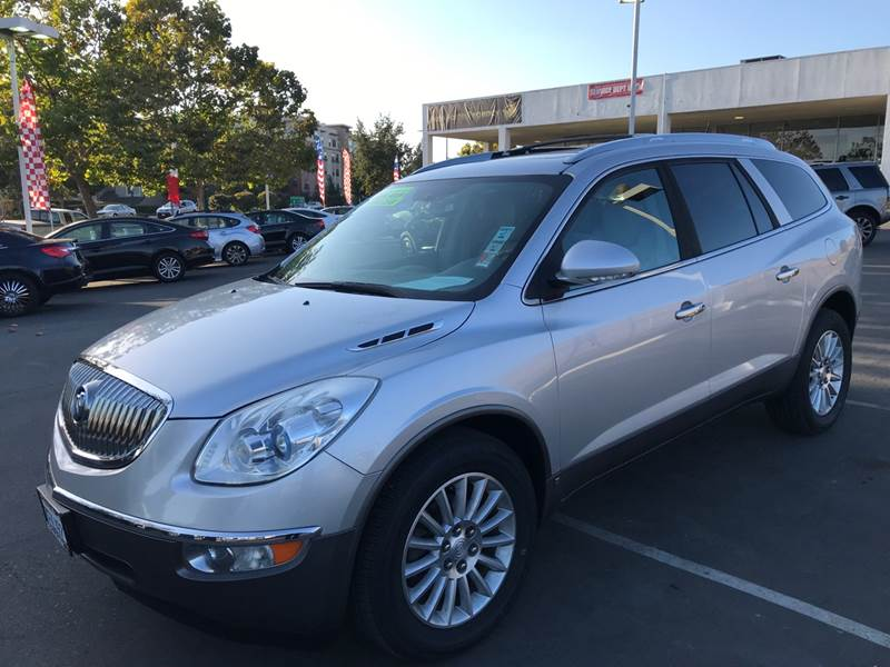 2010 BUICK ENCLAVE CXL AWD 4DR CROSSOVER W1XL silver need financing we can help call now call