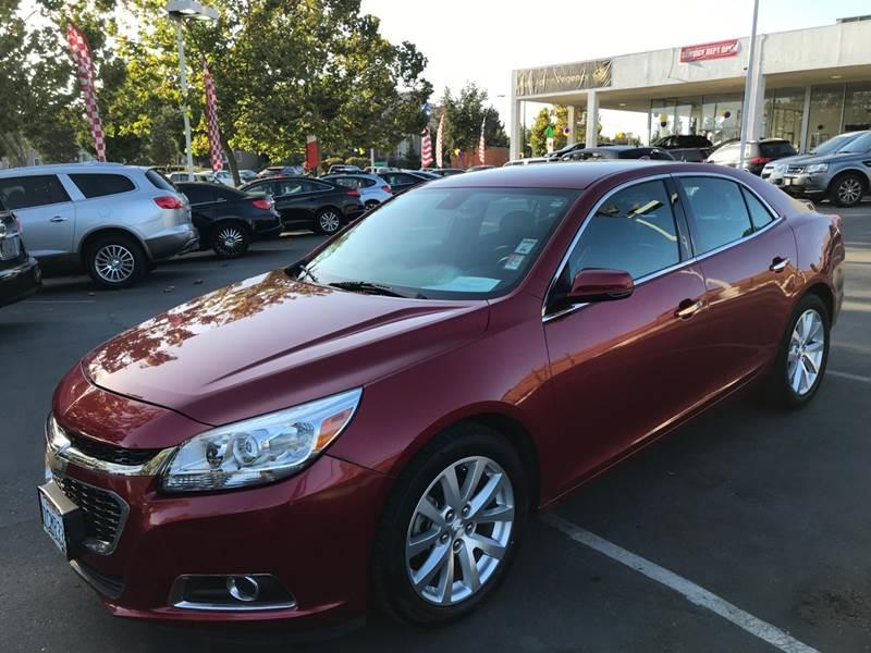2014 CHEVROLET MALIBU LTZ 4DR SEDAN W1LZ red need financing we can help call now call today