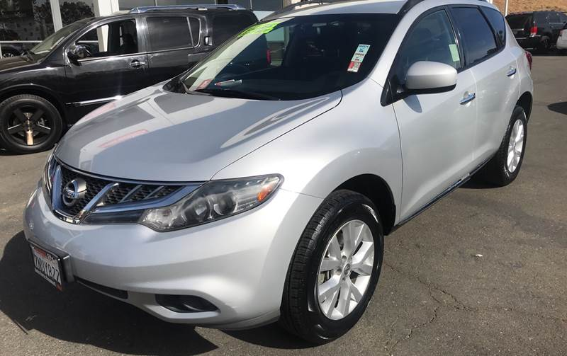 2013 NISSAN MURANO SV AWD 4DR SUV silver need financing we can help call now call today call
