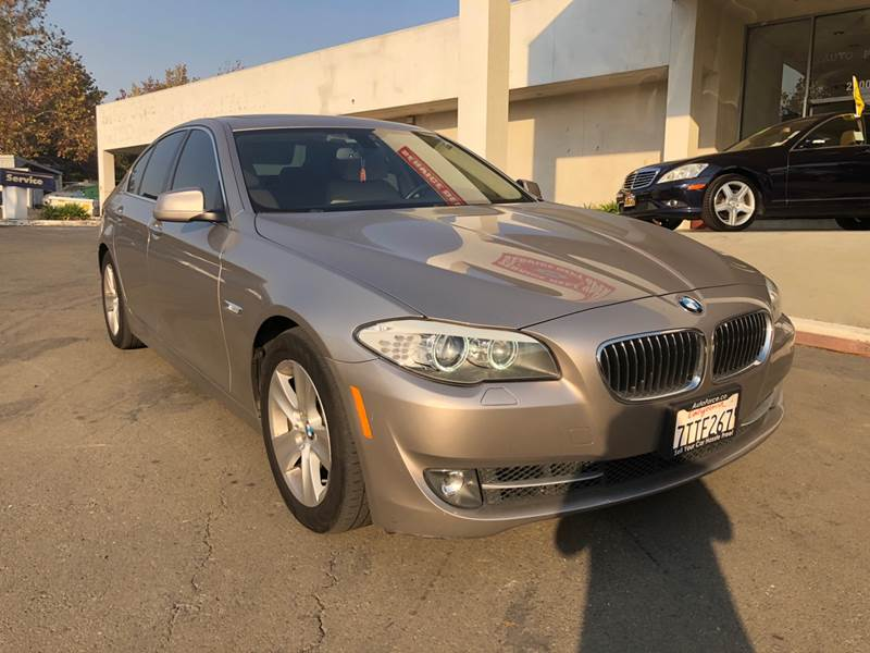 2013 BMW 5 SERIES 528I 4DR SEDAN champagne need financing we can help call now call today cal