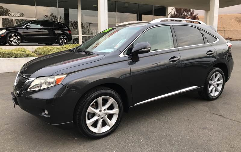 2010 LEXUS RX 350 BASE AWD 4DR SUV gray need financing we can help call now