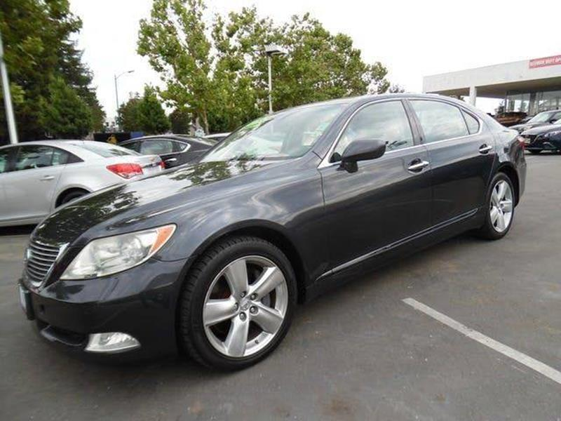 2007 LEXUS LS 460 L 4DR SEDAN gray need financing we can help call now call today call the of