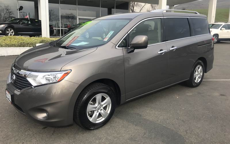 2017 NISSAN QUEST SV 4DR MINI VAN gold need financing we can help call now call today call th