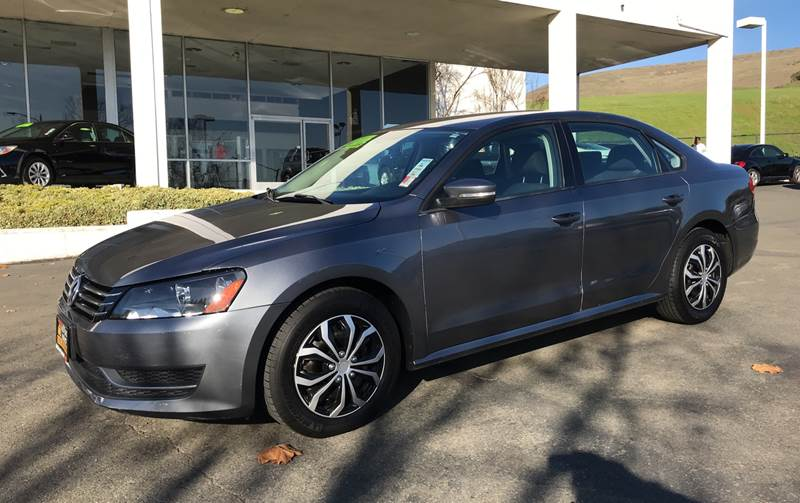 2014 VOLKSWAGEN PASSAT 18T S PZEV 4DR SEDAN 6A gray need financing we can help call now call