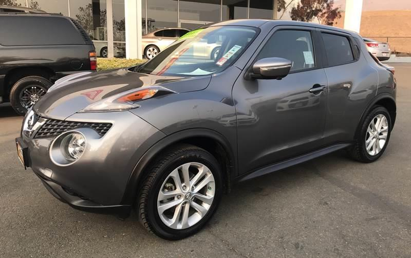 2015 NISSAN JUKE SV AWD 4DR CROSSOVER gray need financing we can help call now call today cal
