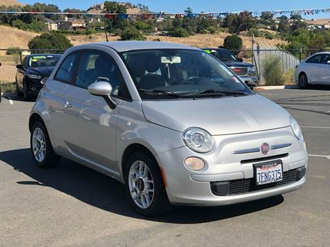2012 FIAT 500 for sale in Hayward, CA
