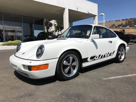 1990 Porsche 911 for sale in Hayward, CA