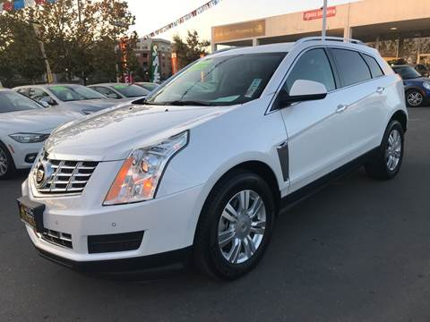 2016 Cadillac SRX for sale in Hayward, CA