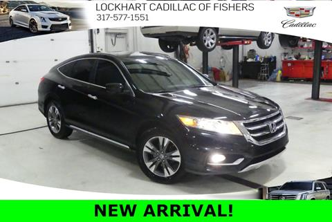 2013 Honda Crosstour for sale in Fishers, IN