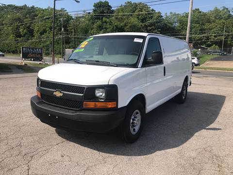 2012 Chevrolet Express Cargo for sale in Nashville, TN