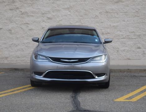 2015 Chrysler 200 for sale in Denver, CO