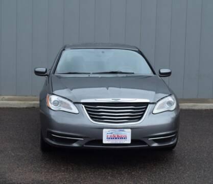 2012 Chrysler 200 for sale in Denver, CO