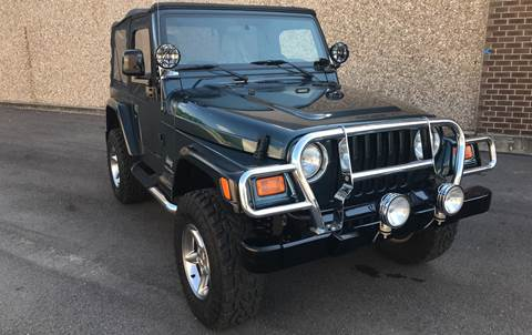 2005 Jeep Wrangler for sale in Memphis, TN