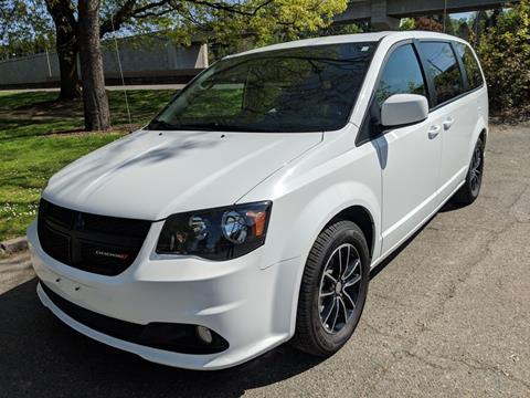 2018 Dodge Grand Caravan for sale in Portland, OR