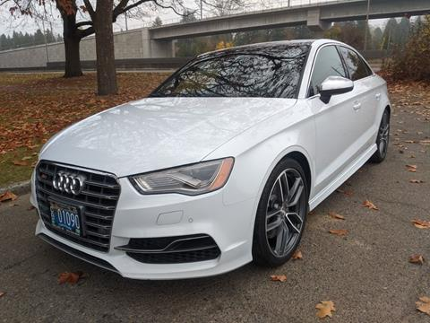 2015 Audi S3 for sale in Portland, OR