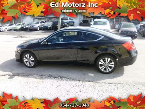 2012 Honda Accord for sale in Oakland Park, FL