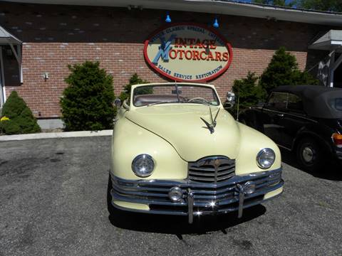 1948 Packard Convertible for sale in Westbrook, CT