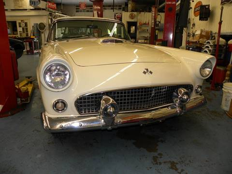 1955 Ford Thunderbird for sale in Westbrook, CT