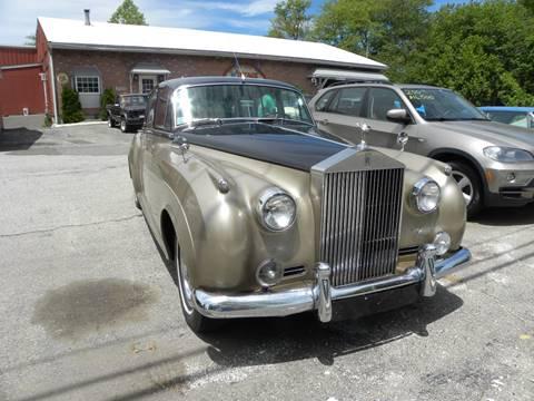 1961 Rolls-Royce Silver Cloud 2 for sale in Westbrook, CT
