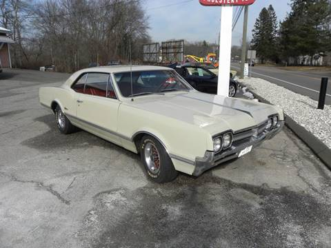 1966 Oldsmobile Cutlass for sale in Westbrook, CT