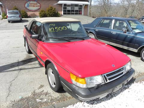 1993 Saab 900 for sale in Westbrook, CT