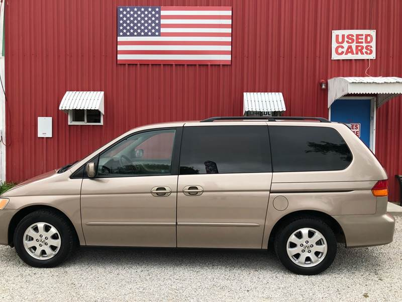 2004 Honda Odyssey For Sale At Midland Motors, LLC In Wichita KS