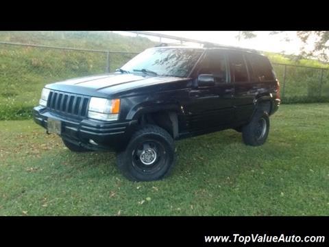 1998 Jeep Grand Cherokee For Sale In Wahiawa, HI