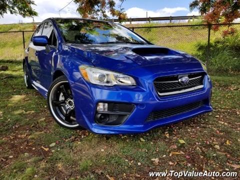 2016 Subaru WRX for sale in Wahiawa, HI