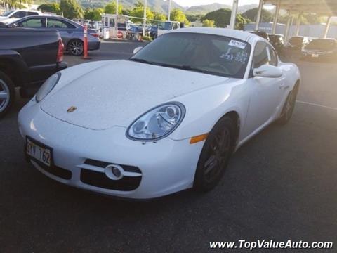 2008 Porsche Cayman for sale in Wahiawa, HI