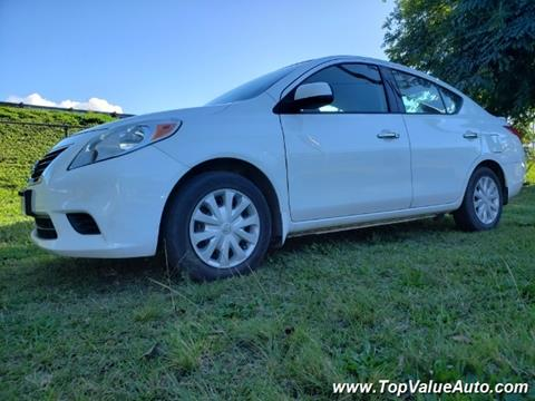 2014 Nissan Versa for sale in Wahiawa, HI